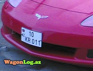 plates baku corvette