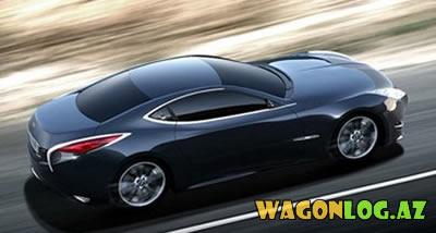 Geely GT Supercar