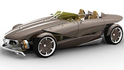 Mercedes-Benz RECY roadster