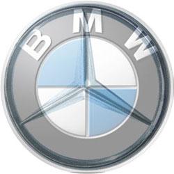 bmw plus mercedes