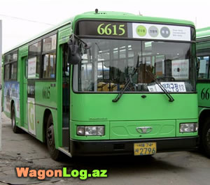 bus daewoo bs 090