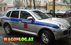 police cayenne