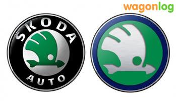 skoda сменили логотип